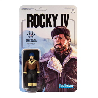 figurka Rocky - 4 ReAction - Winter Training, NNM, Rocky