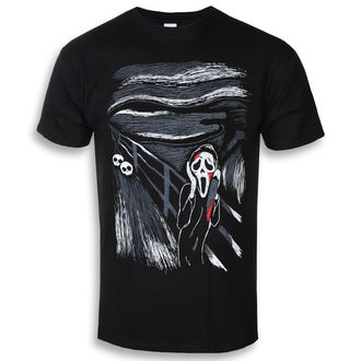 koszulka męska GRIMM DESIGNS - THE SCREAM, GRIMM DESIGNS