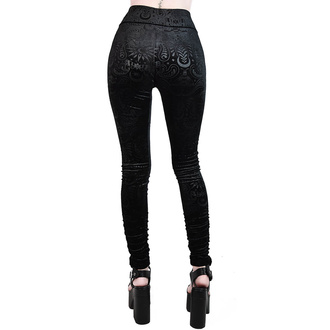 legginsy damskie KILLSTAR - Dimension Velvet, KILLSTAR