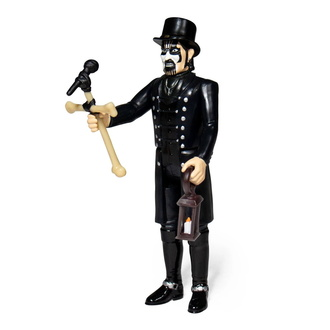 figurka King Diamond - ReAction Action Figure Top Hat, NNM, King Diamond