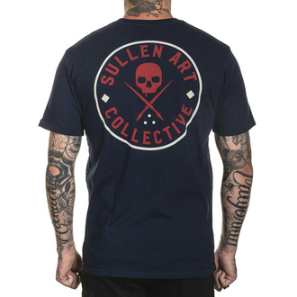 Męski t-shirt SULLEN - EVER PATRIOT - NAVY, SULLEN