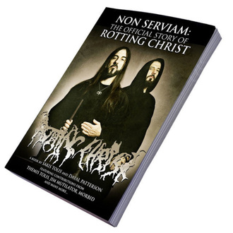 książka Non Serviam: The Story Of Rotting Christ, CULT NEVER DIE