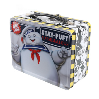 Kuferek Ghostbusters - Tin Tote Stay Puft Marshmallow Man, NNM, Ghostbusters