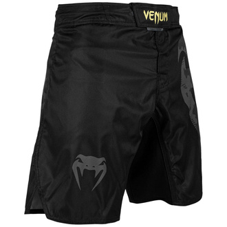 szorty męskie Venum - Light 3,0 - Black/Gold, VENUM
