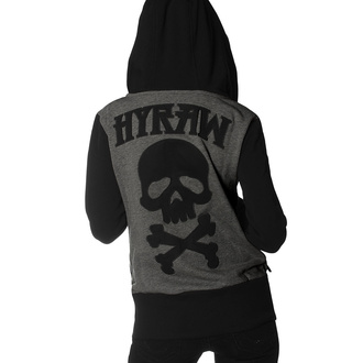 bluza damska HYRAW - DEATH SHADOW, HYRAW