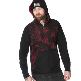 bluza męska HYRAW - HOMME RED HELL, HYRAW