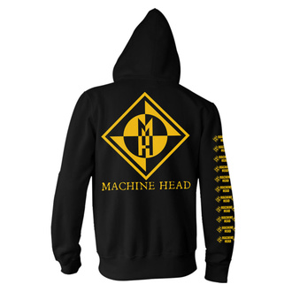 bluza męska Machine Head - Diamond - Black, NNM, Machine Head