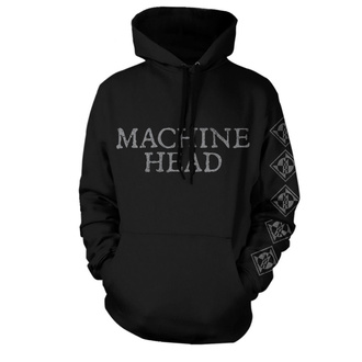 bluza męska Machine Head - Lion Crest Rays - Black, NNM, Machine Head