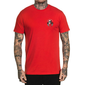 Męski t-shirt SULLEN - OLD GLORY - RED, SULLEN