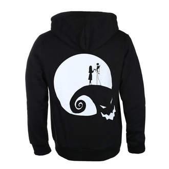 bluza męska Nightmare Before Christmas - Skull Pocket - Black, BIL, Nightmare Before Christmas