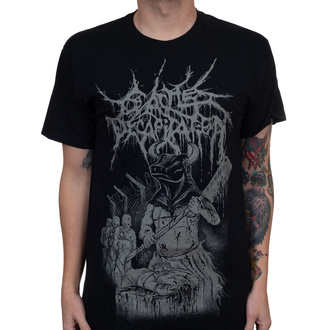 koszulka męska CATTLE DECAPITATION - Decapitation Of Cattle - Black - INDIEMERCH, INDIEMERCH, Cattle Decapitation