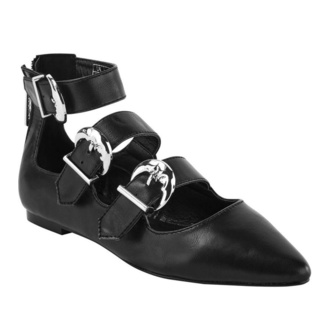 buty damskie KILLSTAR - Oracle - BLACK, KILLSTAR