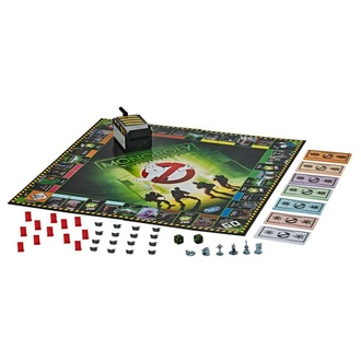 gra Ghostbusters - Board Game Monopoly, NNM, Ghostbusters