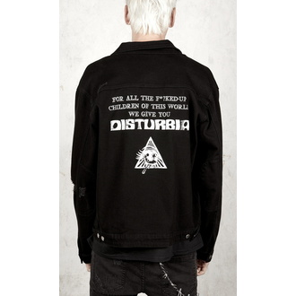 kurtka unisex DISTURBIA - Denim, DISTURBIA