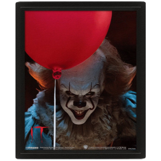 obraz PENNYWISE - EVIL - PYRAMID POSTERS, PYRAMID POSTERS, Pennywise