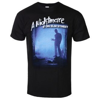 koszulka męska Nightmare On Elm Street - Freddy Is Waiting - Black, BIL, A Nightmare on Elm Street