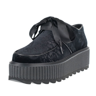 buty damskie KILLSTAR - Vampires Kiss Creepers - BLACK, KILLSTAR
