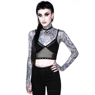 damski top KILLSTAR - Terrorizer Fishnet Top, KILLSTAR