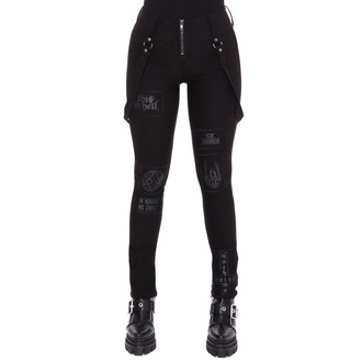 spodnie damskie KILLSTAR - Toxic City Trousers, KILLSTAR