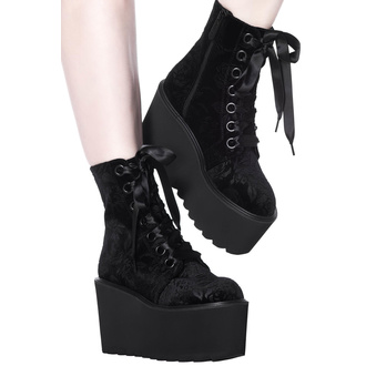 buty damskie KILLSTAR - Vampires Kiss Platform - BLACK, KILLSTAR