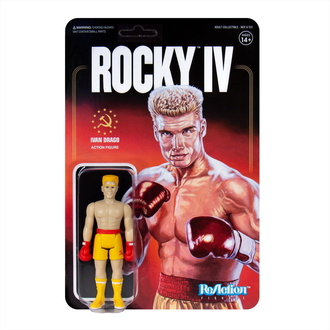 figurka Rocky - 4 ReAction - Ivan Drago, NNM, Rocky