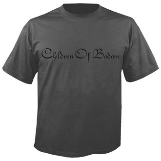 koszulka męska CHILDREN OF BODOM - Logo GREY - NUCLEAR BLAST, NUCLEAR BLAST, Children of Bodom