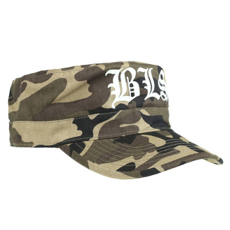 Czapka z daszkiem BLACK LABEL SOCIETY - LOGO (CAMO) - PLASTIC HEAD, PLASTIC HEAD, Black Label Society