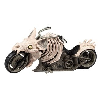 figurka Dark Nights - Death Metal - DC Multiverse Vehicle Batcycle, NNM, Batman