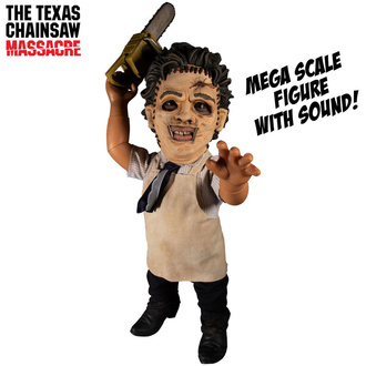 figurka The Texas Chainsaw Massacre - Action Figure with Sound Feature Leatherface, NNM
