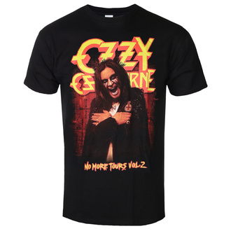 Metalowa koszulka męska Ozzy Osbourne - No More Tours Vol.2 - ROCK OFF, ROCK OFF, Ozzy Osbourne