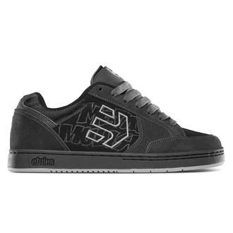 buty męskie METAL MULISHA - ETNIES - Swivel - DARK GREY / BLACK, METAL MULISHA