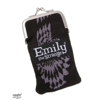 etui EMILY THE STRANGE - Emily (E4082316) Optical Skull mobile phone purse