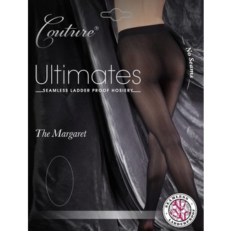 rajstopy LEGWEAR - couture ultimates - the margaret - black, LEGWEAR